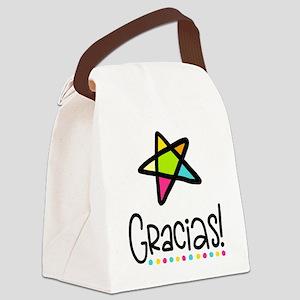 Gracias! Canvas Lunch Bag