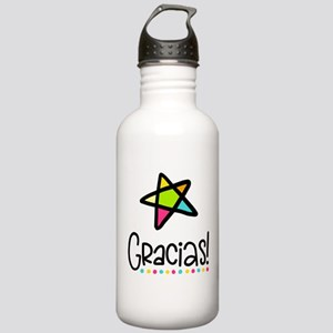 Gracias! Stainless Water Bottle 1.0L