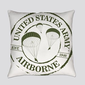 Army Airborne Everyday Pillow