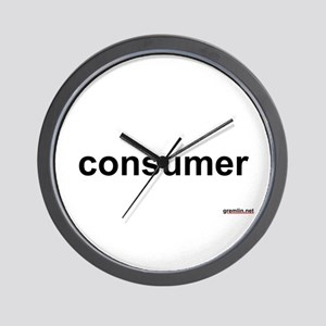 BTR: consumer Wall Clock