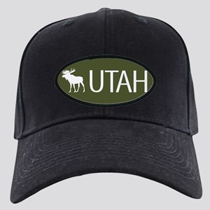 Utah: Moose (Mountain Green) Black Cap