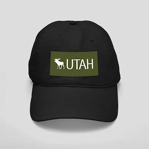 Utah: Moose (Mountain Green) Black Cap