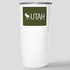 Utah: Moose (Mountain G Stainless Steel Travel Mug