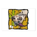 I'm a Scorpio Postcards (Package of 8)