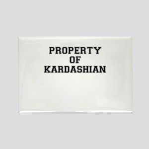 Property of KARDASHIAN Magnets