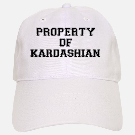 Property of KARDASHIAN Baseball Baseball Cap