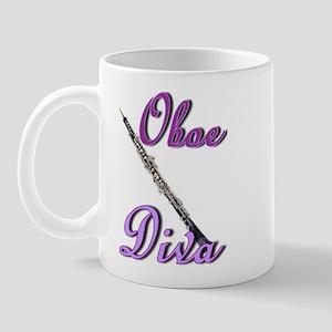 Oboe Diva Mug