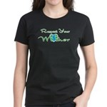 Respect Your Mother Earth Women's Dark T-Shirt