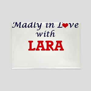 Madly in love with Lara Magnets