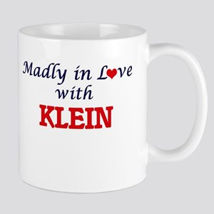 Madly in love with Klein Mugs