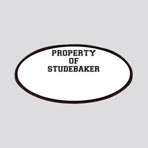 Property of STUDEBAKER Patch