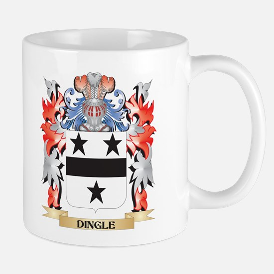 Dingle Coat of Arms - Family Crest Mugs