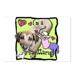 I'm a Sagittarius Postcards (Package of 8)