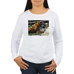 At the Cape May Zoo Long Sleeve T-Shirt