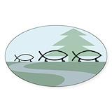 Darwin fish 10 Pack