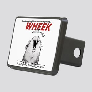 Guinea Pig Jaws Rectangular Hitch Cover