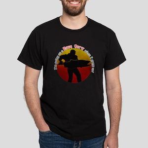 HQ logo large round grow up T-Shirt