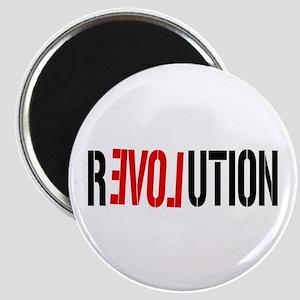 Revolution Love Magnet