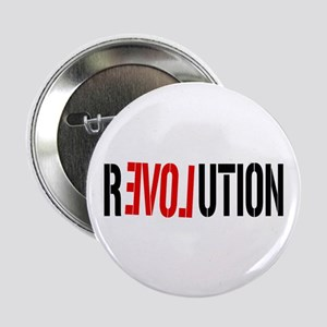 "Revolution Love 2.25"" Button"