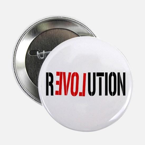 "Revolution Love 2.25"" Button"