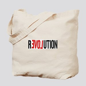 Revolution Love Tote Bag