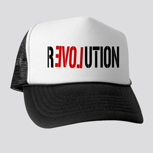 Revolution Love Trucker Hat