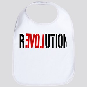 Revolution Love Bib