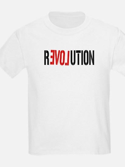 Revolution Love T-Shirt