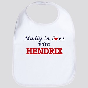 Madly in love with Hendrix Bib