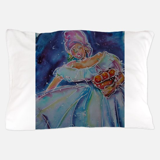 woman copy.png Pillow Case