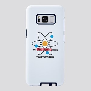Big Bang Theory Personalize Samsung Galaxy S8 Case