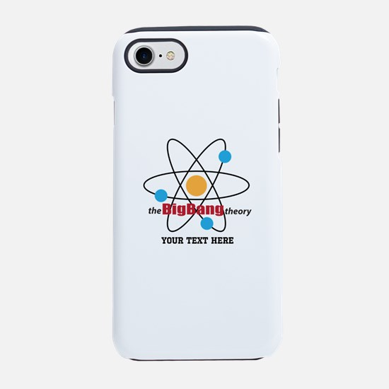 Big Bang Theory Personalized iPhone 8/7 Tough Case