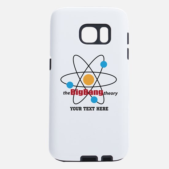 Big Bang Theory Personaliz Samsung Galaxy S7 Case