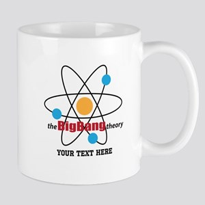 Big Bang Theory Personalized 11 oz Ceramic Mug