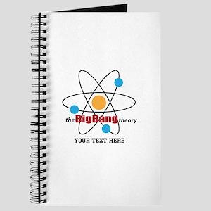 Big Bang Theory Personalized Journal