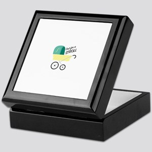 Out For Stroll Keepsake Box