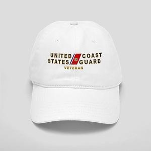 USCG Veteran Cap