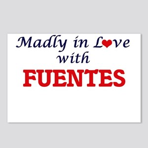 Madly in love with Fuente Postcards (Package of 8)