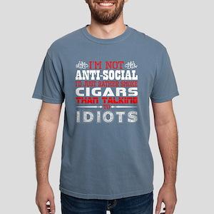 Im Not Antisocial Id Just Rather Smoke Cig T-Shirt