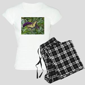 Eastern Tiger Swallowtail Women's Light Pajama