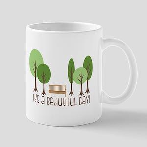 Beautiful Day Mugs