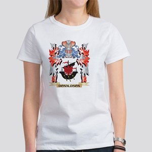 Donaldson Coat of Arms - Family Crest T-Shirt