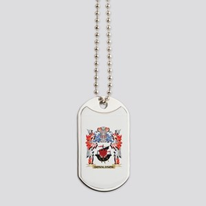Donaldson Coat of Arms - Family Crest Dog Tags
