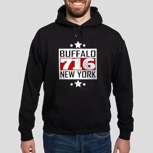 716 Buffalo NY Area Code Hoodie
