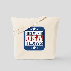 Fort Worth Texas USA Tote Bag