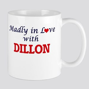 Madly in love with Dillon Mugs