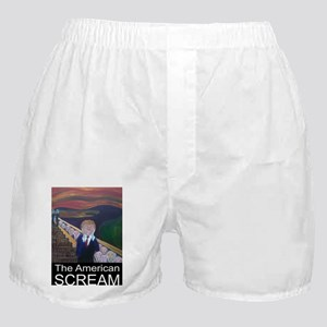 The American Scream Boxer Shorts