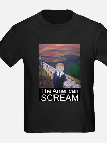 The American Scream T-Shirt