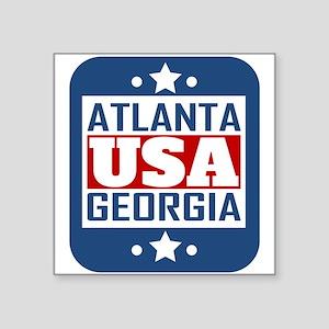 Atlanta Georgia USA Sticker