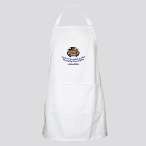 JUST MARRIED 1 BBQ Apron